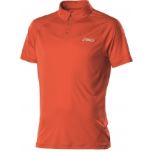 Asics Polo Resolution orange Herren (Größe S+XXL)