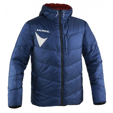 Salming Jacke Team Reversible blau Herren