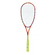 Salming Fusione Aero Vectran 2016 orange Squashschläger