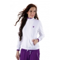 KSwiss Jacket Combi 2014 weiss/dewberry Damen