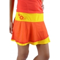Yonex Rock Melbourne gelb/orange Damen