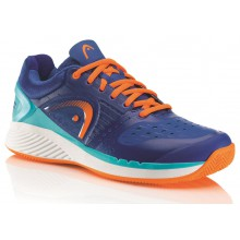 Head Sprint Pro Clay blau/weiss/orange Tennisschuhe Herren