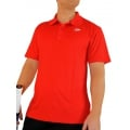Dunlop Polo Button Club 2012 rot Herren (Gr��e S+L)