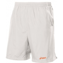Asics Short Court 2013 weiss/orange Herren (Gr��e M)