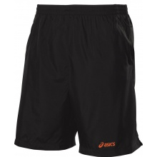 Asics Short Court 2013 schwarz/orange Herren