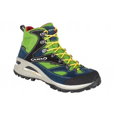 AKU Transalpina GTX multicolor Outdoorschuhe Herren