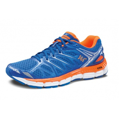 361° Sensation 2016 blau/orange Laufschuhe Herren