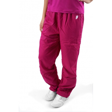 Prince Pant Pro Team 2013 berry Damen