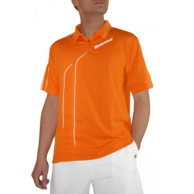 Babolat Polo Club 2011 orange Herren (Gr��e S)