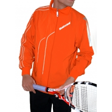 Babolat Jacket Club 2011 orange Herren (Größe S+M)
