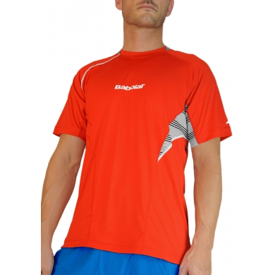 Babolat Tshirt Performance 2013 orange Herren (Größe XXL)