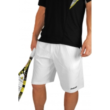 Babolat Short X-long Performance 2013 weiss Herren