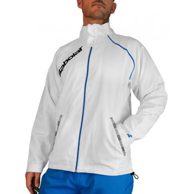 Babolat Jacket Performance 2013 weiss Herren