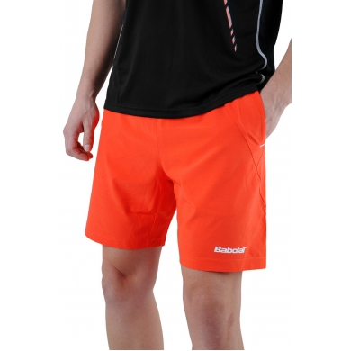 Babolat Short Match Core 2014 orange Herren