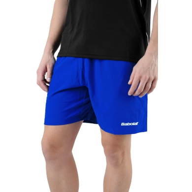 Babolat Short Match Core 2014 blau Herren