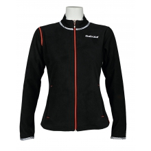 Babolat Jacket Fleece Performance 2013 schwarz Damen