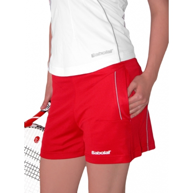 Babolat Short Performance 2011 rot Damen