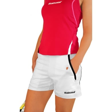 Babolat Short Performance 2012 weiss Damen