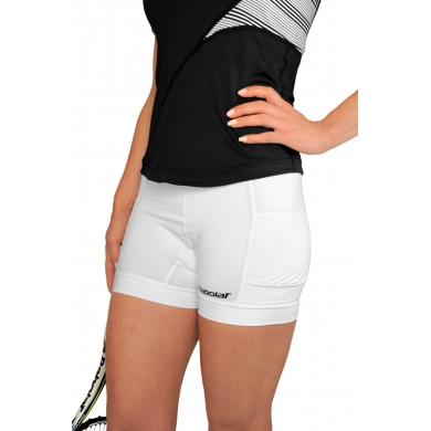 Babolat Shorty Performance 2013 weiss Damen