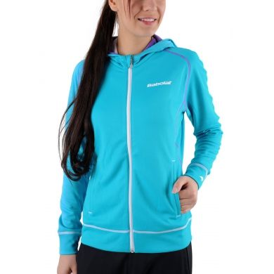 Babolat Sweatshirt Match Performance 2014 türkis Damen