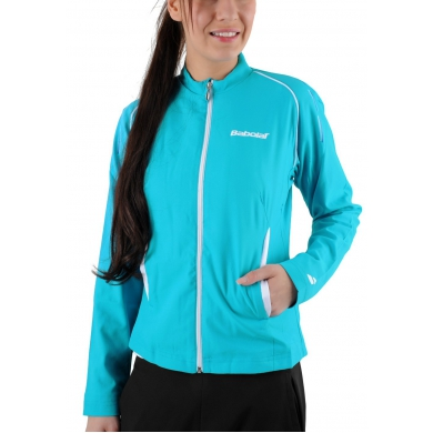 Babolat Jacket Match Core 2014 t�rkis Damen