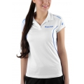 Babolat Polo Match Core 2014 weiss Damen