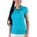 Babolat Polo Match Core 2014 t�rkis Damen