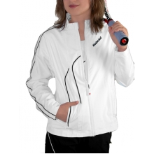 Babolat Jacket Club 2011 weiss Girls (Gr��e 128)