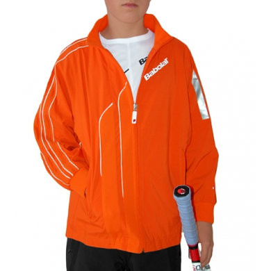Babolat Jacket Club 2011 orange Boys