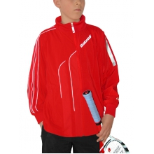 Babolat Jacket Club 2011 rot Boys