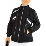 Babolat Jacket Club 2012 schwarz Boys