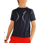 Babolat Tshirt Club 2013 marineblau Boys