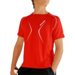 Babolat Tshirt Club 2013 rot Boys
