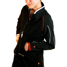 Babolat Jacket Club New schwarz Girls