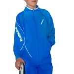 Babolat Jacket Club New blau Boys