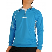 Babolat Sweatshirt Performance 2013 blau Boys (Gr��e 140)