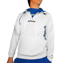 Babolat Sweatshirt Performance 2013 weiss Boys (Gr��e 152)