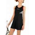 Babolat Kleid Performance 2013 schwarz Girls