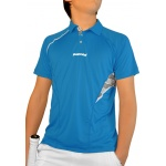 Babolat Polo Performance 2013 blau Boys