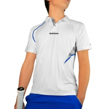 Babolat Polo Performance 2013 weiss Boys (Gr��e 140)