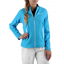Babolat Jacket Match Core 2014 t�rkis Girls