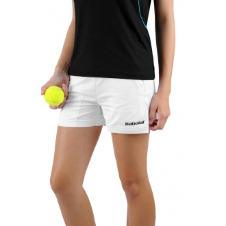 Babolat Short Match Core 2014 weiss Girls