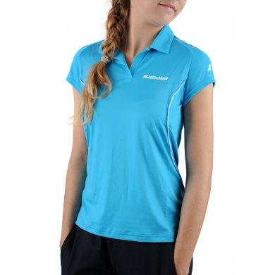 Babolat Polo Match Core 2014 t�rkis Girls