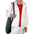Babolat Jacket Club weiss Boys (Gr��e 128)