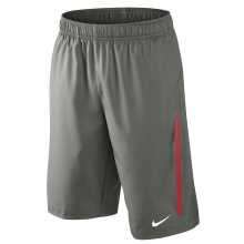 Nike Short NET grau 379 Boys (Gr��e 152+164)