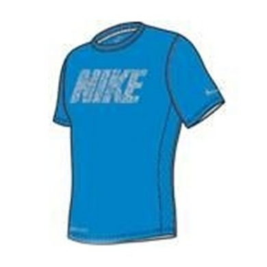 Nike Tshirt Speed Fly GFX blau Boys