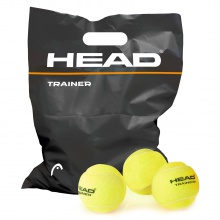 Head Trainer Trainingsb�lle gelb 72er im Polybag