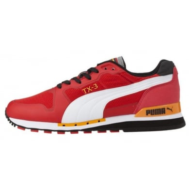 Puma TX-3 Tech infused rot Sneaker Herren