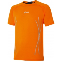 Asics L2 T-Shirt Graphic orange Herren (Gr��e L)