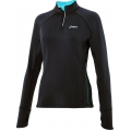 Asics L2 Longsleeve Winter 2011 anthrazit Damen (Gr��e M)